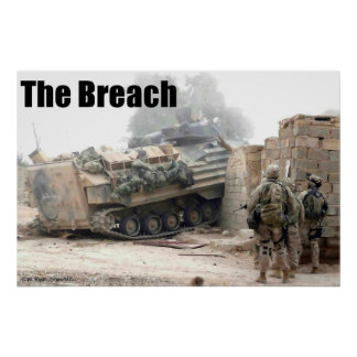 The Breach Poster