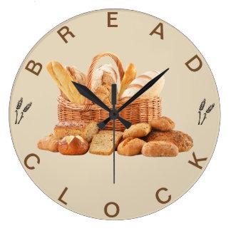 The Bread Wall Clock