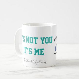 The Break Up Song Coffee Mug