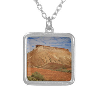 The Breakaways, Outback Australia 2 Silver Plated Necklace