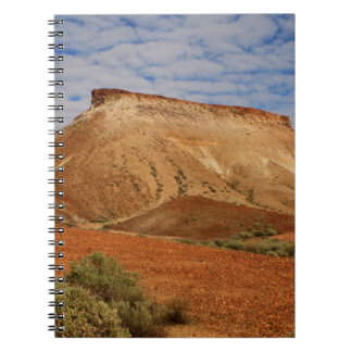 The Breakaways, Outback Australia 2 Spiral Notebook