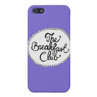 The Breakfast Club Purple iPhone 5 Case