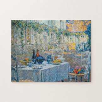 The Breakfast Table (Le Dejeuner) Jigsaw Puzzle