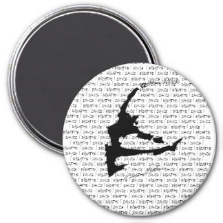 The Breath of a dancer Magnet
