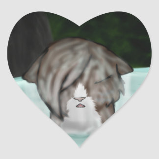 the breathh.png heart sticker