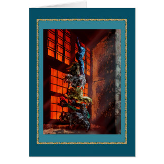 The Bremen Town Musicians (frame) Card
