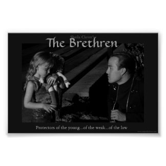 The Brethren - Protector Series Poster