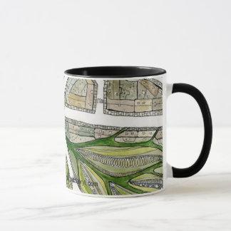The brick-scented city mug