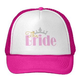 The-Bride-crown.gif Trucker Hat