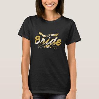 The Bride, Entourage Wedding, Bride Shirt
