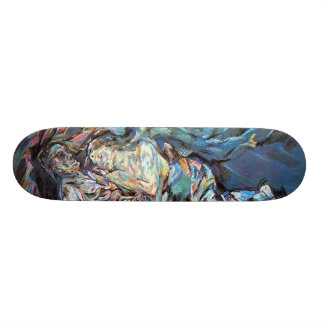 The Bride of the Wind (The Tempest) Custom Skateboard
