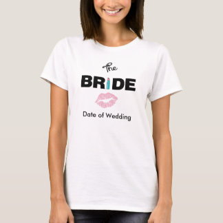The Bride Wedding T-Shirt
