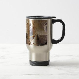 The Bridegroom is at the Door Travel Mug