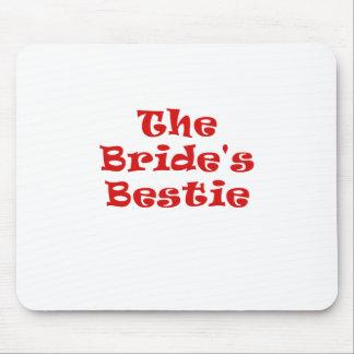 The Brides Bestie Mouse Pad