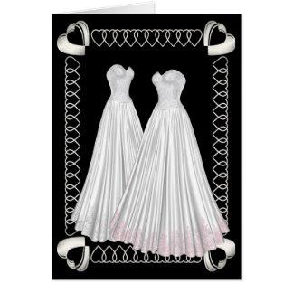 The Brides Card