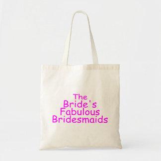 The Brides Fabulous Bridesmaids (Pink)