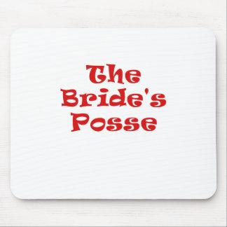 The Brides Posse Mouse Pad