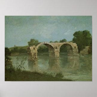 The Bridge at Ambrussum Print