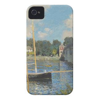 The Bridge At Argenteuil 1874 iPhone 4 Case