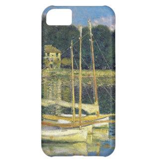 The Bridge at Argenteuil - Claude Monet iPhone 5C Cases