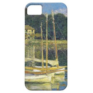 The Bridge at Argenteuil - Claude Monet iPhone 5 Case