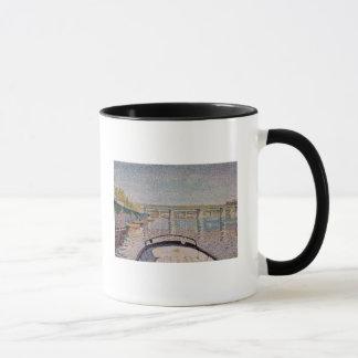 The Bridge at Asnieres, 1888 Mug