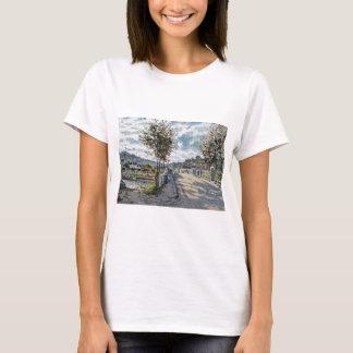 The Bridge at Bougival by Claude Monet T-Shirt