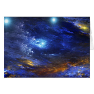 The Brighid Nebula -2009 Card