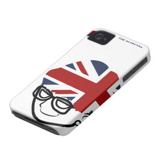 The Brit iPhone 4/4S Case (White)