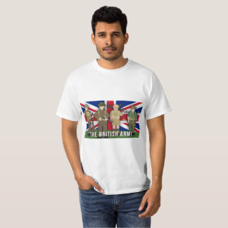 The British Army Faction World War I T-Shirt