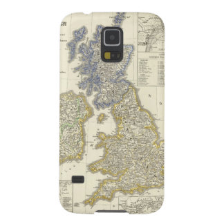 The British Isles from 1066 to 1485 Galaxy S5 Covers