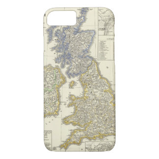 The British Isles from 1066 to 1485 iPhone 7 Case