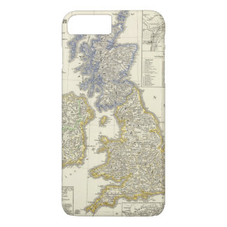 The British Isles from 1066 to 1485 iPhone 7 Plus Case