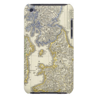 The British Isles from 1066 to 1485 iPod Touch Cover