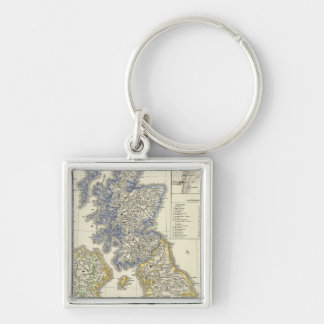 The British Isles from 1066 to 1485 Key Chains