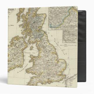 The British Isles since 1485 Vinyl Binders
