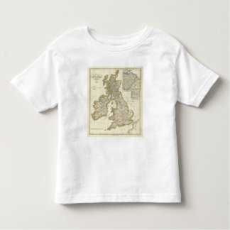 The British Isles since 1485 Toddler T-shirt