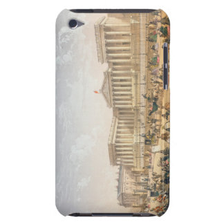 The British Museum, c.1862 (colour litho) iPod Case-Mate Cases