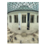 The British Museum in Summer Post Cards