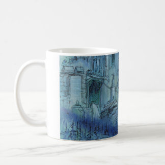 The Broken Gate Mug