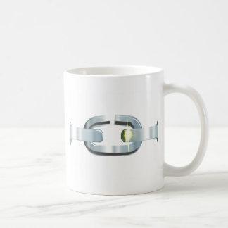 The Broken Link Coffee Mug