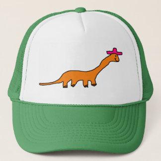 The Brontosaurus Trucker Hat