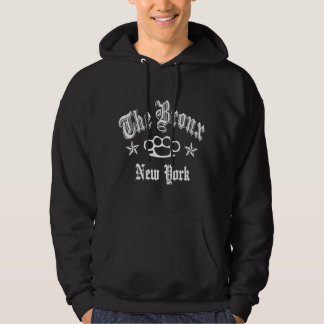 The Bronx New York Knuckles Hoodie