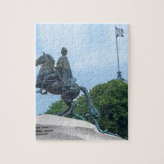 The Bronze Horseman Jigsaw Puzzle