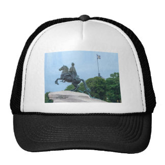 The Bronze Horseman Trucker Hat