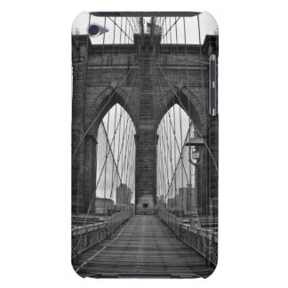 The Brooklyn Bridge in New York City iPod Touch Cases