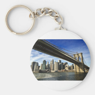 The Brooklyn Bridge Keychain
