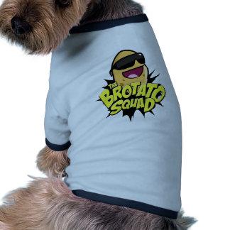 The Brotato Squad Symbol! Doggie T Shirt