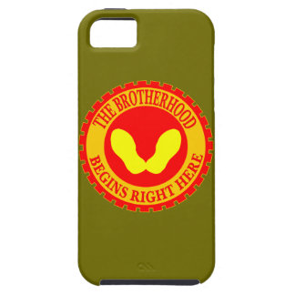 The Brotherhood Begins Right Here iPhone 5 Case