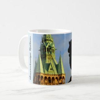 The Brunswick Lion, Braunschweiger Löwe Coffee Mug